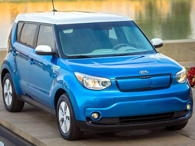 Top Expert Rated Hatchbacks of 2015 - 2015 Kia Soul EV