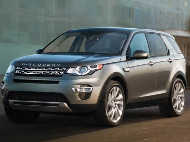 Photos And Videos Land Rover Discovery Sport Suv Photos