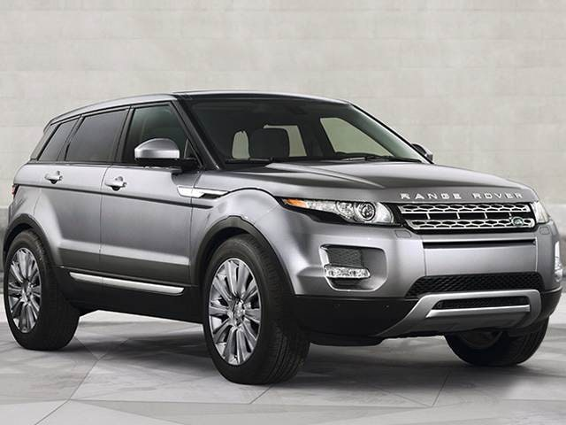Photos And Videos Land Rover Range Rover Evoque Suv Photos