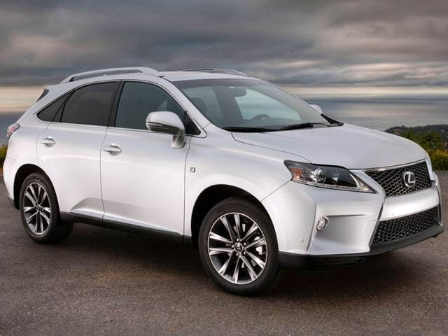 Best Safety Rated Crossovers of 2015 - 2015 Lexus RX