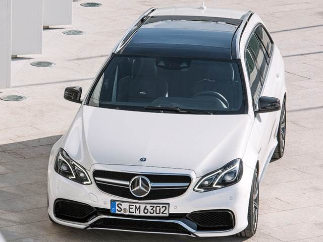 Highest Horsepower Wagons of 2015 - 2015 Mercedes-Benz E-Class