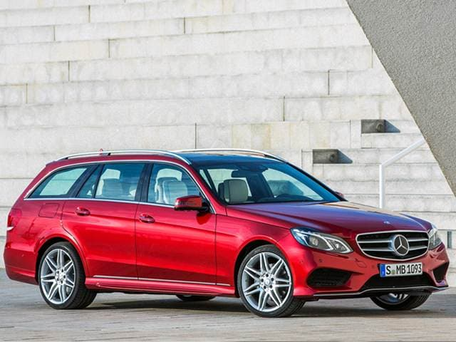 Top Consumer Rated Wagons of 2015 - 2015 Mercedes-Benz E-Class