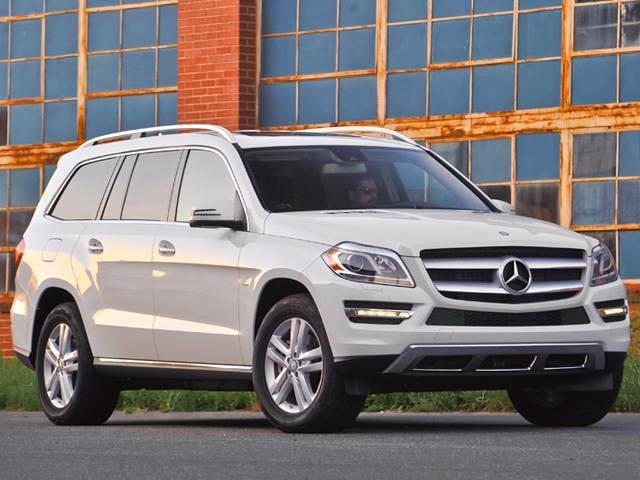 Mercedes benz gl class pricing ratings reviews for 2015 mercedes benz gl class price