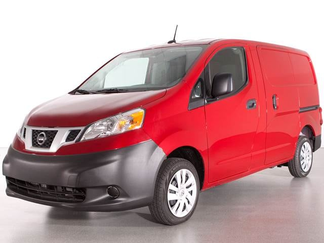 Top Expert Rated Vans/Minivans of 2015 - 2015 Nissan NV200