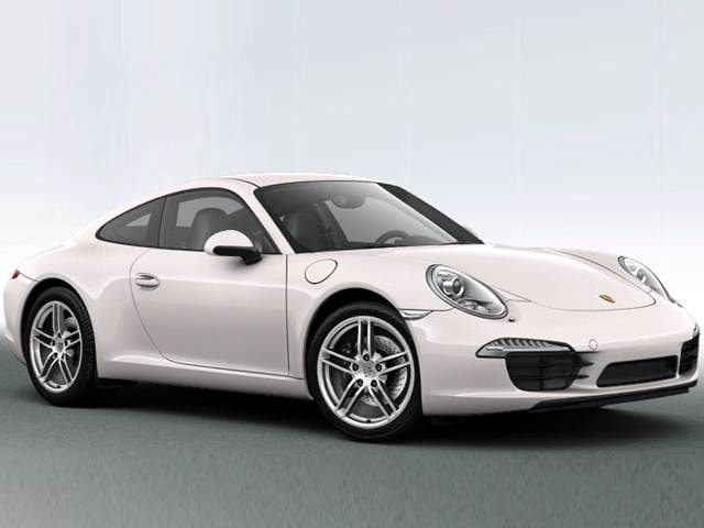 Top Consumer Rated Coupes of 2015 - 2015 Porsche 911