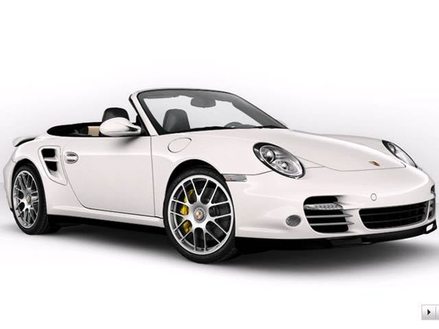 Highest Horsepower Convertibles of 2015 - 2015 Porsche 911