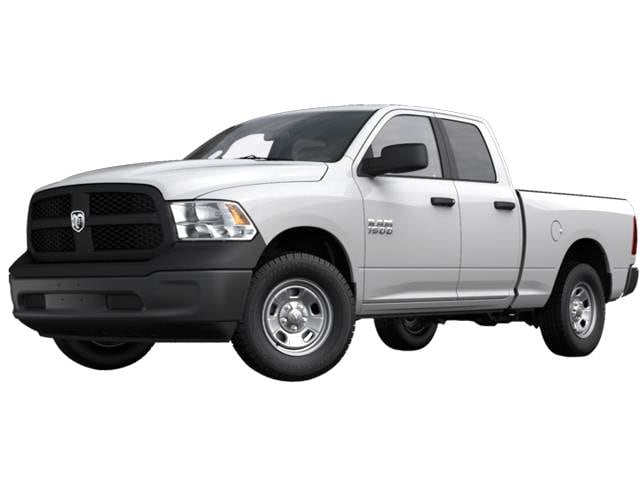 Best Safety Rated Trucks of 2015 - 2015 Ram 1500 Quad Cab