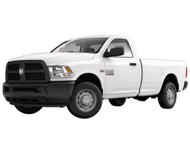 Highest Horsepower Trucks of 2015 - 2015 Ram 2500 Regular Cab