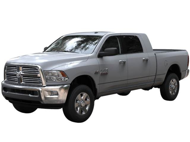 Top Consumer Rated Trucks of 2015 - 2015 Ram 3500 Mega Cab