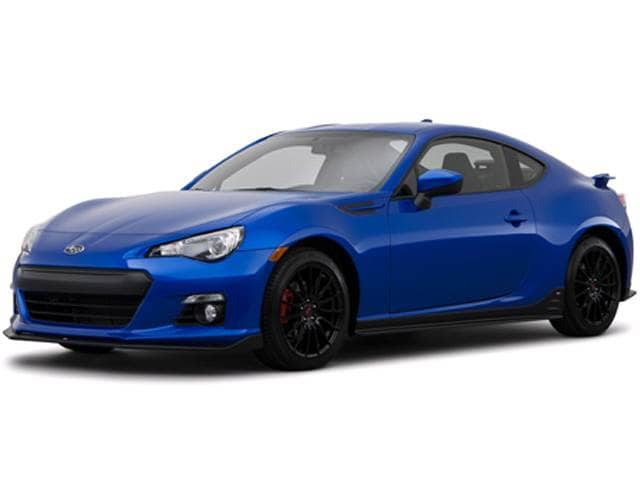 Best Safety Rated Coupes of 2015 - 2015 Subaru BRZ