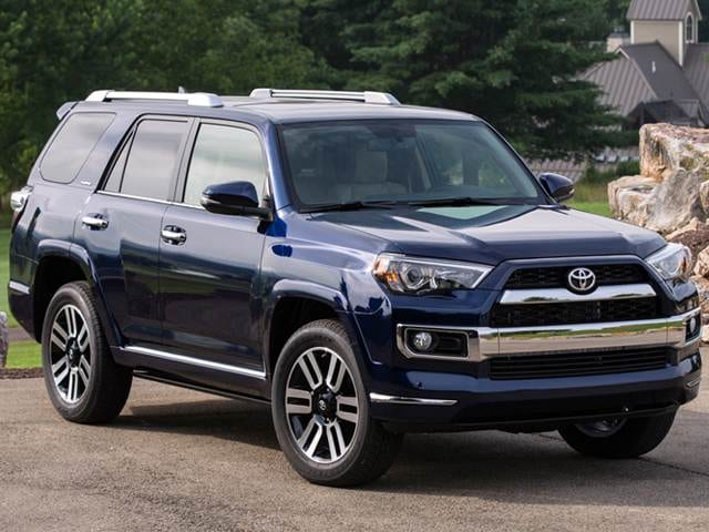 2017 Toyota 4runner Limited Sport Utility 4d Used Car Prices Kelley Blue Book