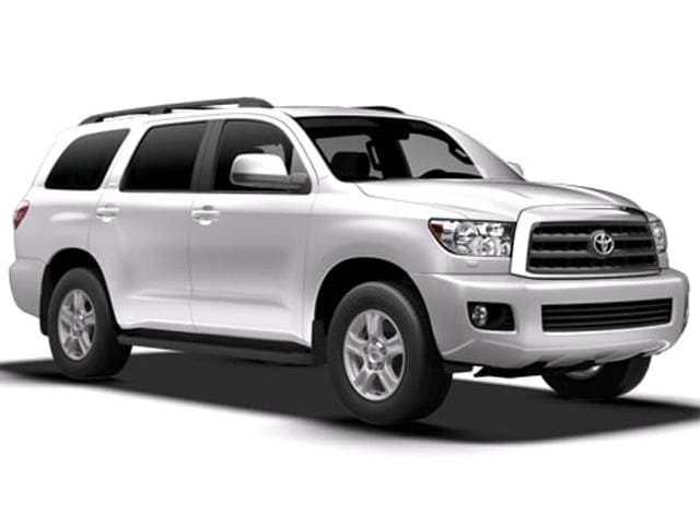 Top Consumer Rated SUVs of 2015 - 2015 Toyota Sequoia