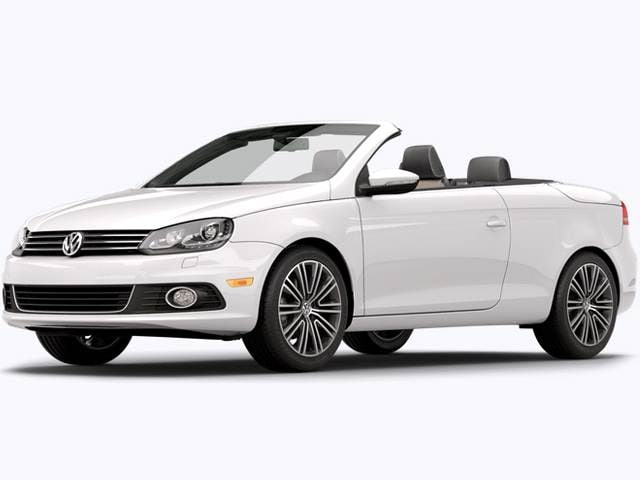 Most Popular Luxury Vehicles of 2015 - 2015 Volkswagen Eos