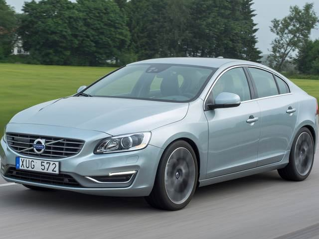 Best Safety Rated Sedans of 2015 - 2015 Volvo S60