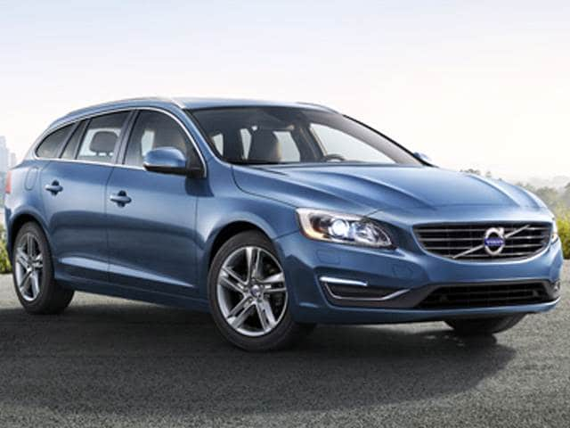 Most Fuel Efficient Wagons of 2015 - 2015 Volvo V60