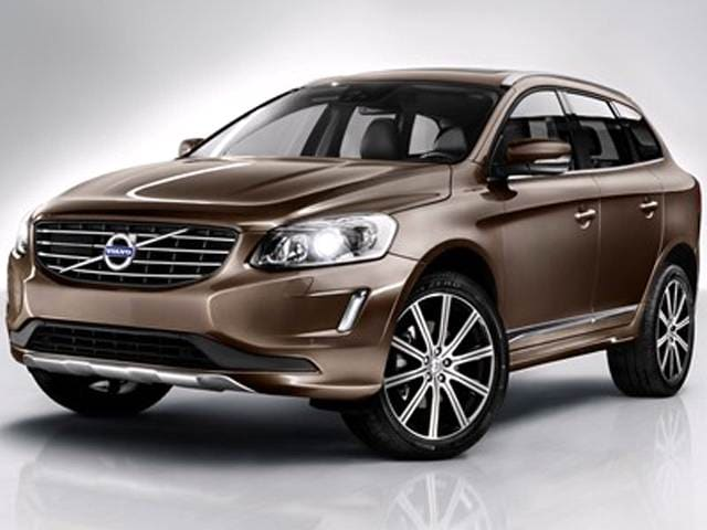 Best Safety Rated SUVs of 2015 - 2015 Volvo XC60