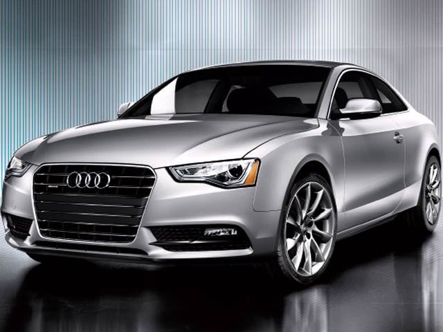 Most Popular Coupes of 2016 - 2016 Audi A5