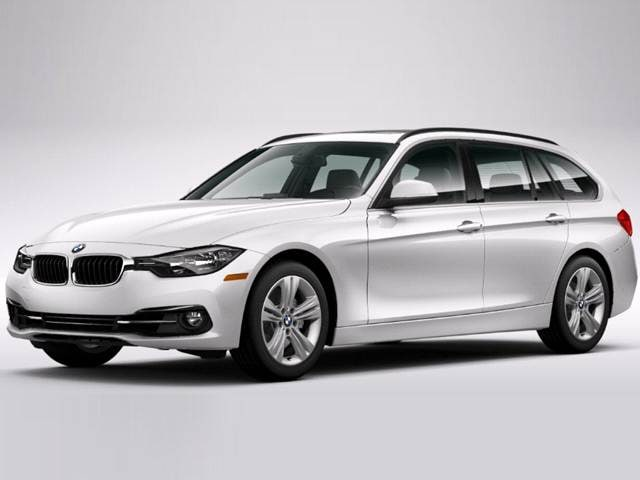 Most Popular Wagons of 2016 - 2016 BMW 3 Series