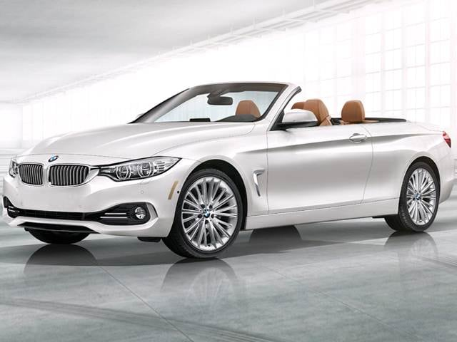 Top Expert Rated Convertibles of 2016 - 2016 BMW 4 Series