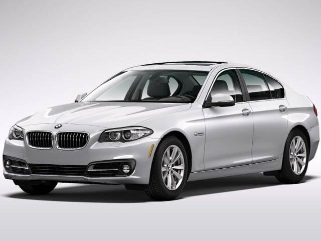 Best Safety Rated Luxury Vehicles of 2016 - 2016 BMW 5 Series