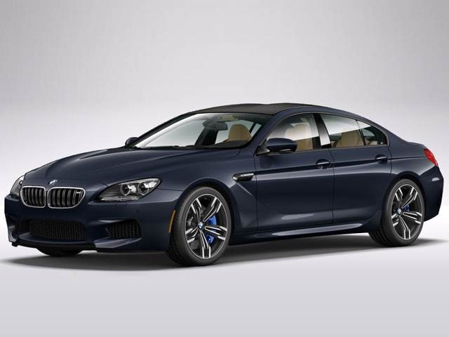 Top Consumer Rated Coupes of 2016 - 2016 BMW M6