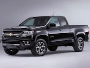 2016-Chevrolet-Colorado Extended Cab