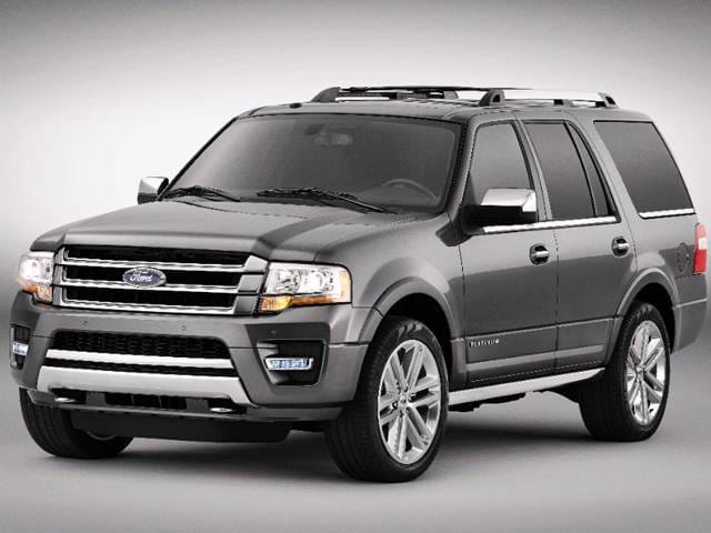 Most Popular SUVs of 2016