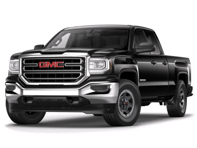 2016 gmc sierra 1500 double cab pickup 4d 6 1 2 ft used. Black Bedroom Furniture Sets. Home Design Ideas