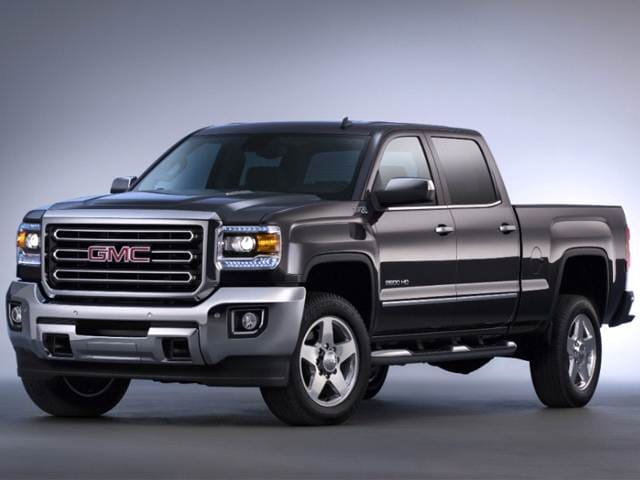 Highest Horsepower Trucks of 2016 - 2016 GMC Sierra 2500 HD Crew Cab