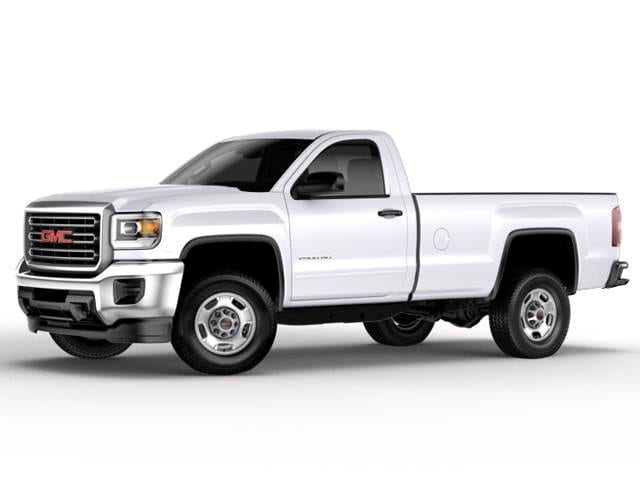 Best Safety Rated Trucks of 2016 - 2016 GMC Sierra 2500 HD Regular Cab