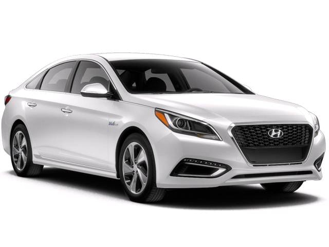 Best Safety Rated Hybrids of 2016 - 2016 Hyundai Sonata Hybrid