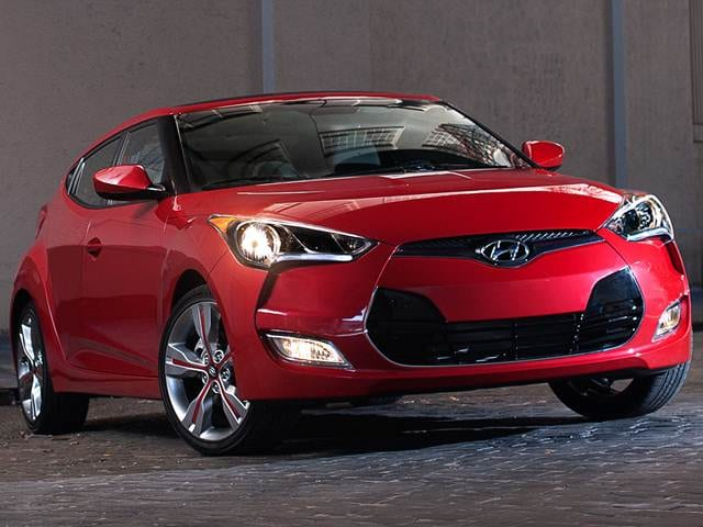 Most Fuel Efficient Coupes of 2016 - 2016 Hyundai Veloster