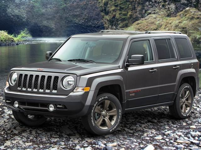 2014 Jeep Patriot Mpg >> Used 2016 Jeep Patriot 75th Anniversary Sport Utility 4d