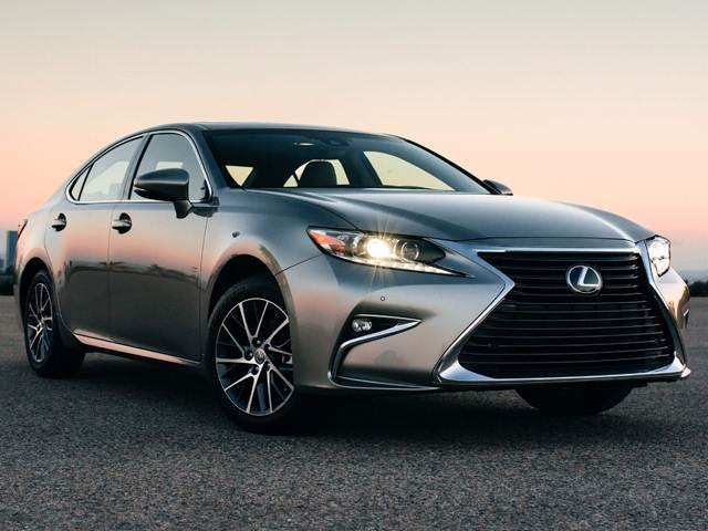 Best Safety Rated Sedans of 2016 - 2016 Lexus ES
