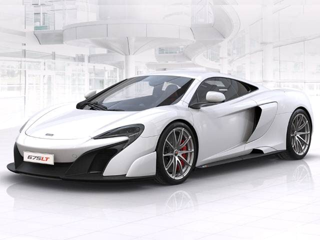 Highest Horsepower Luxury Vehicles of 2016 - 2016 McLaren 675LT