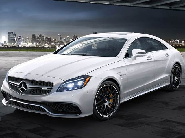 Highest Horsepower Sedans of 2016 - 2016 Mercedes-Benz CLS-Class