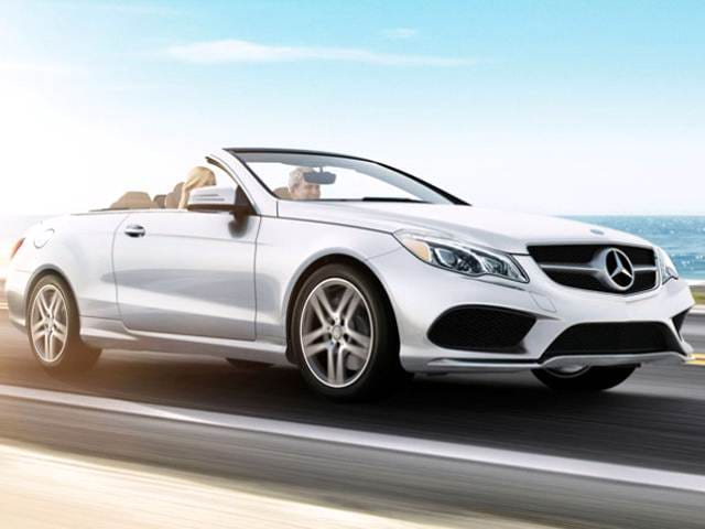 Most Popular Convertibles of 2016 - 2016 Mercedes-Benz E-Class