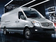 2016-Mercedes-Benz-Sprinter 2500 Cargo