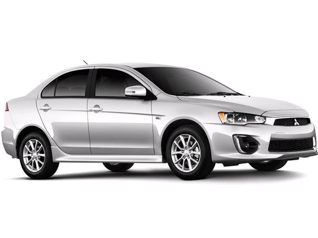 Most Popular Sedans of 2016 - 2016 Mitsubishi Lancer