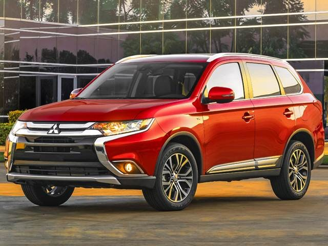 Best Safety Rated Crossovers of 2016 - 2016 Mitsubishi Outlander