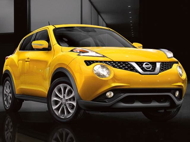 Most Fuel Efficient SUVs of 2016 - 2016 Nissan JUKE