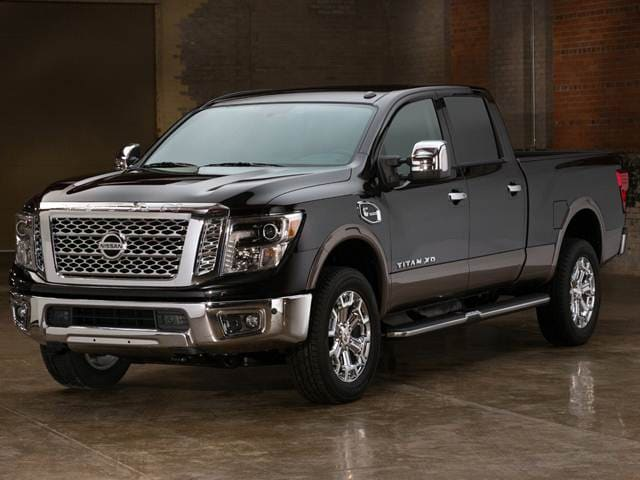 Top Consumer Rated Trucks of 2016 - 2016 Nissan TITAN XD Crew Cab