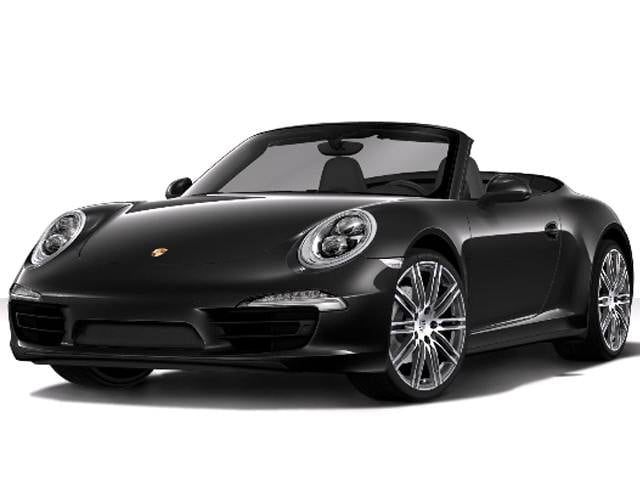 Top Consumer Rated Convertibles of 2016 - 2016 Porsche 911
