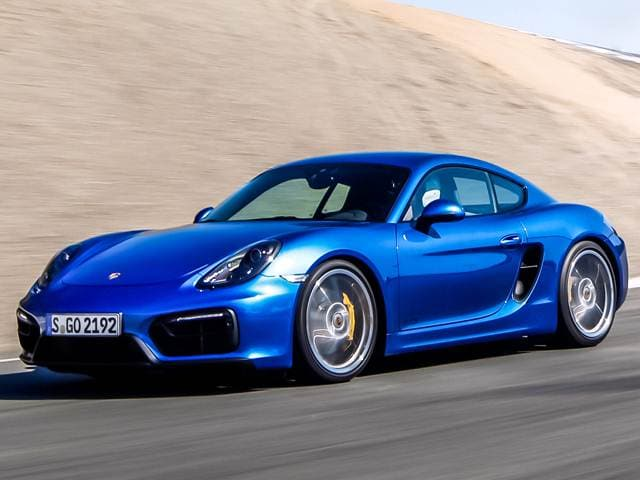 Top Consumer Rated Luxury Vehicles of 2016 - 2016 Porsche Cayman