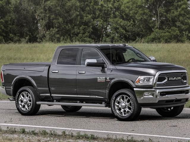 Kelley Blue Book Used Cars Value Calculator >> Used 2016 Ram 2500 Crew Cab Laramie Limited Pickup 4D 6 1 ...