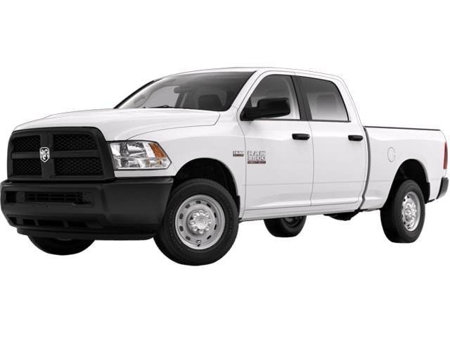 Best Safety Rated Trucks of 2016 - 2016 Ram 2500 Crew Cab