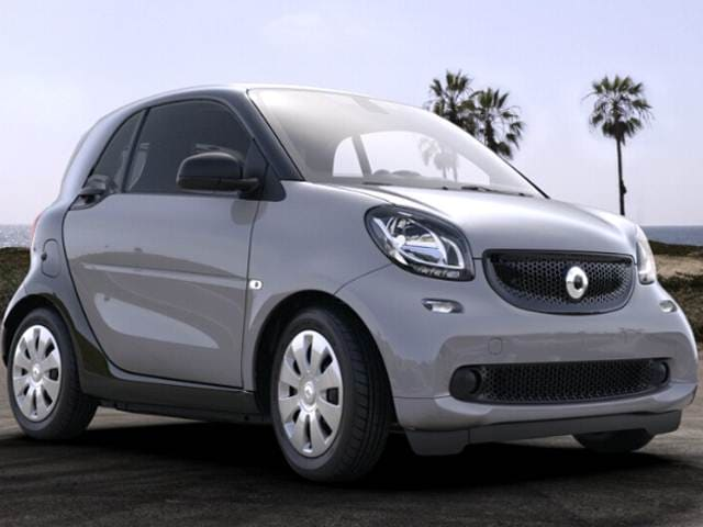 Most Fuel Efficient Coupes of 2016 - 2016 smart fortwo