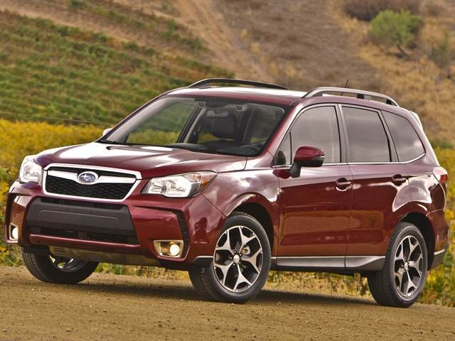 Best Safety Rated Crossovers of 2016 - 2016 Subaru Forester