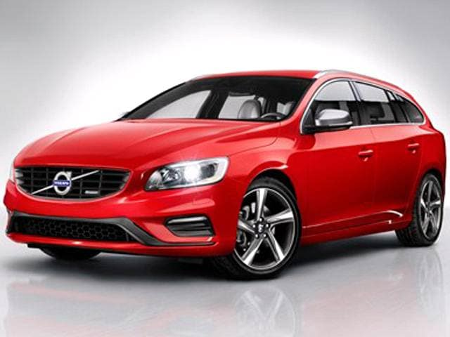 Highest Horsepower Wagons of 2016 - 2016 Volvo V60