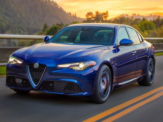 Offer Up Cars For Sale >> Used 2017 Alfa Romeo Giulia Sedan 4D Pricing | Kelley Blue Book